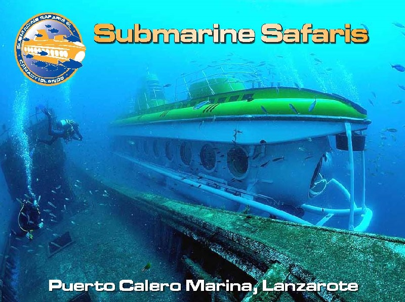 SAFARI SUBMARINO
