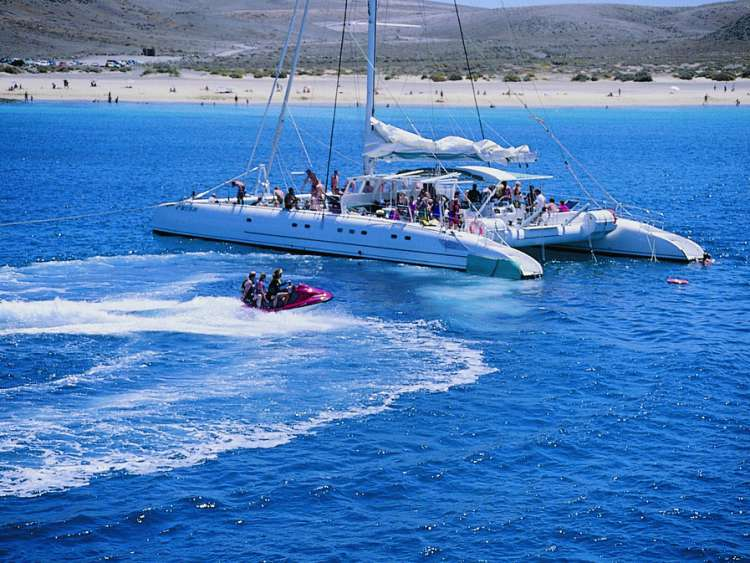 Catlanza Luxury Catamaran